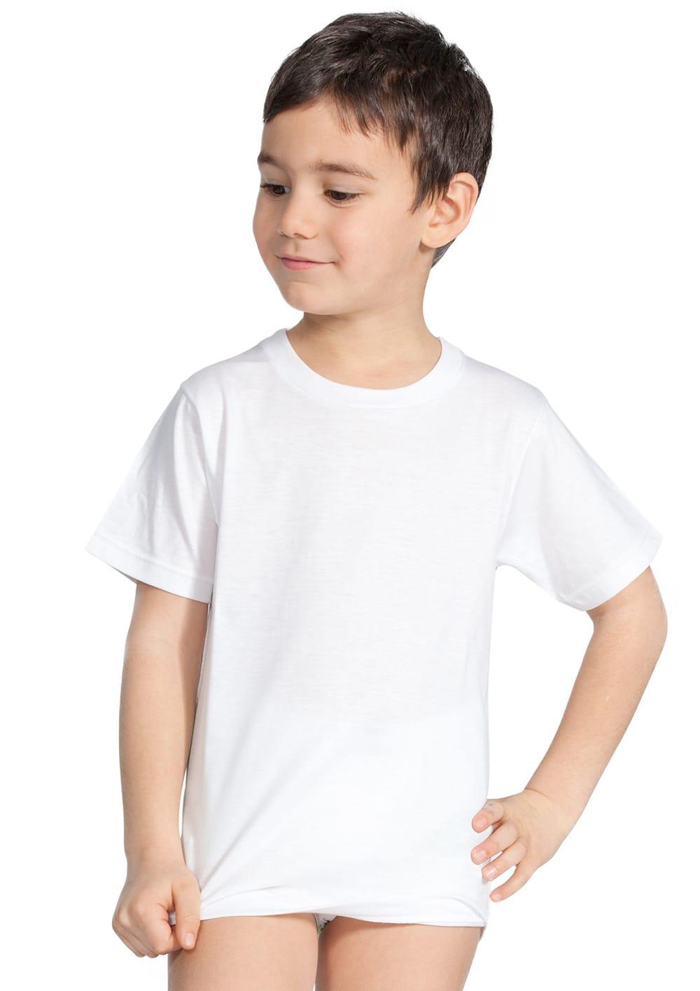 T Shirt Manica Corta In Cotone Jersey
